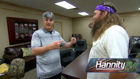 Take a look back as Sean Hannity went to Monroe, Louisiana to meet the Duck Commander family!