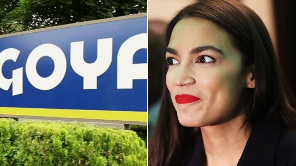 ALFREDO ORTIZ: Goya boycott another Dem effort to sink businesses, jobs