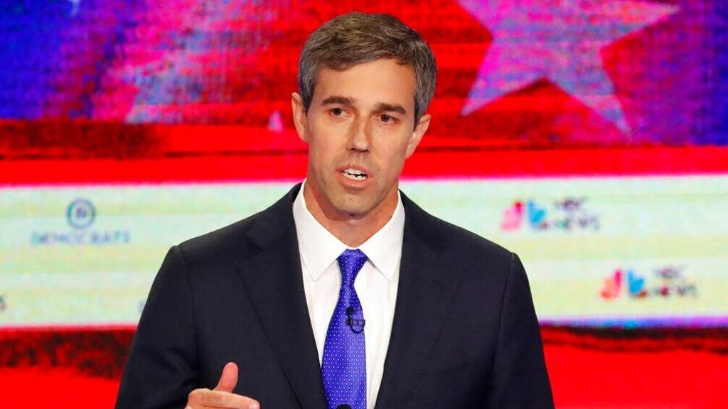 O'Rourke blames GOP 'death cult mentality' for spike in shootings