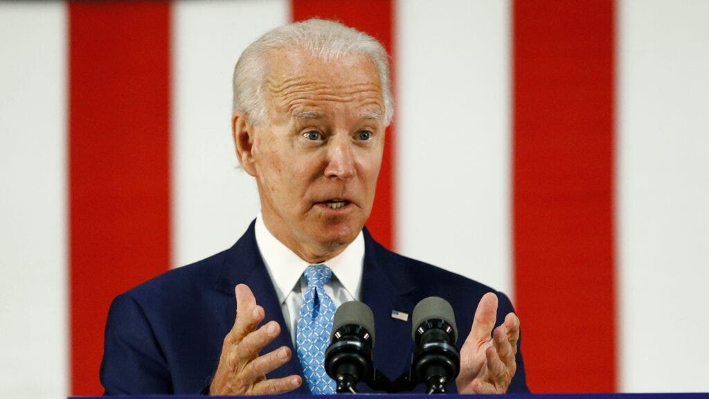 Biden-founded law firm benefits from coronavirus relief program he mocked