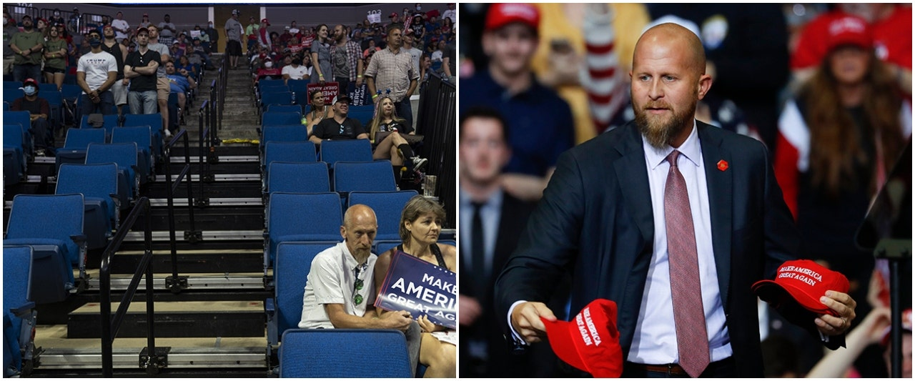 Parscale demotion stuns some in Trump campaign, while others saw writing on wall