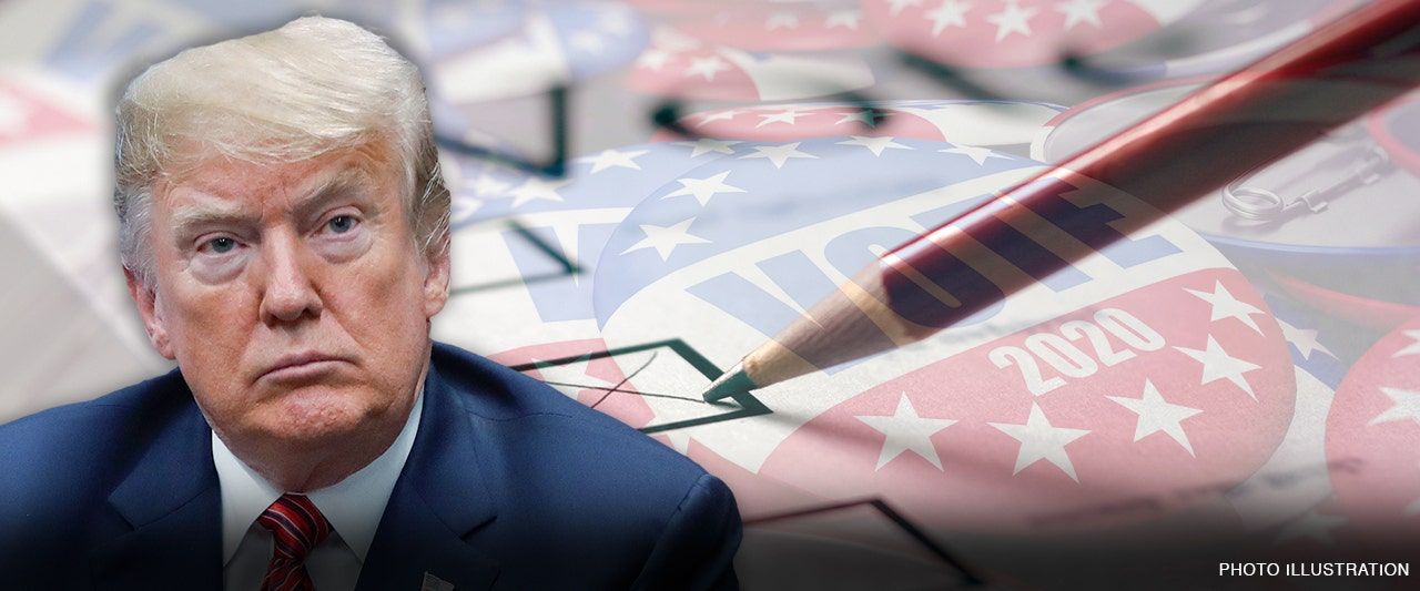 Trump doubles down on mail-in ballots, warns will bring 'greatest election disaster in history'