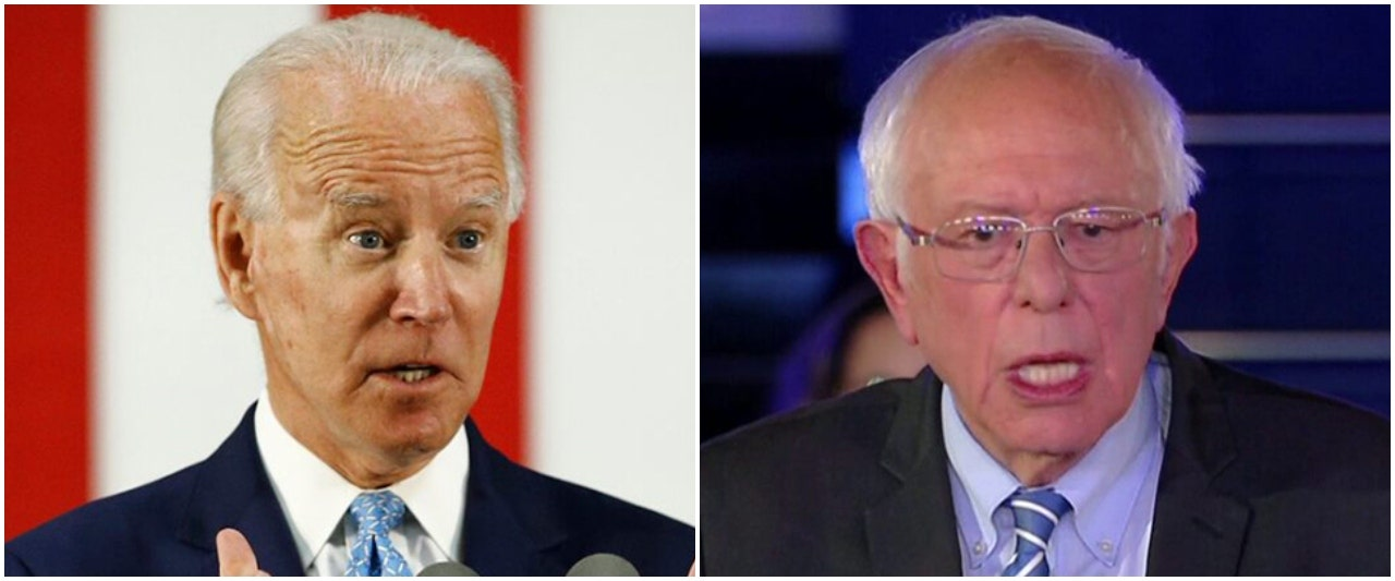 Sanders says Biden could be 'most progressive' president since FDR, RNC pounces