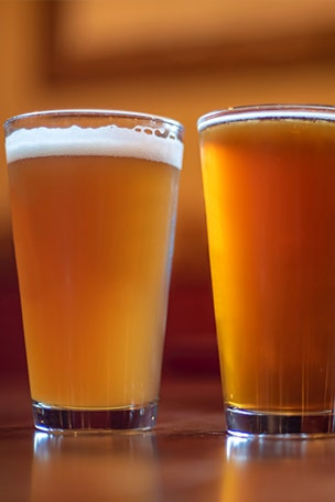 WEIRD fact about IPA, pale ale