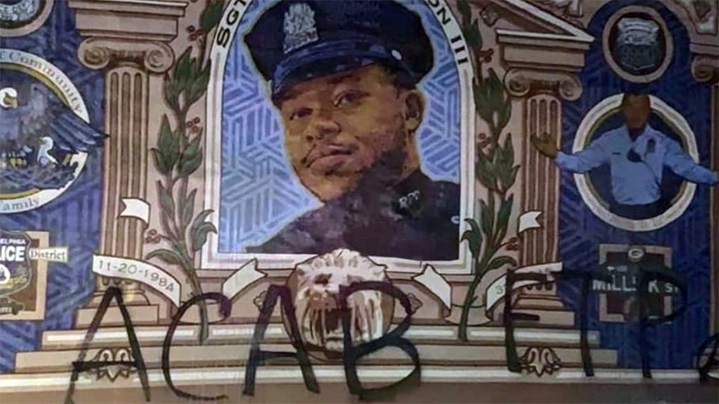 Top cop's stern message to vandals who defaced decorated Black officer's mural