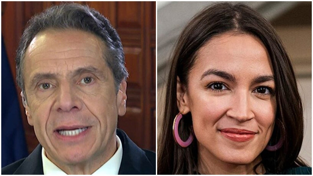 NY gov beats 'surprise' AOC challenge for top spot on delegation