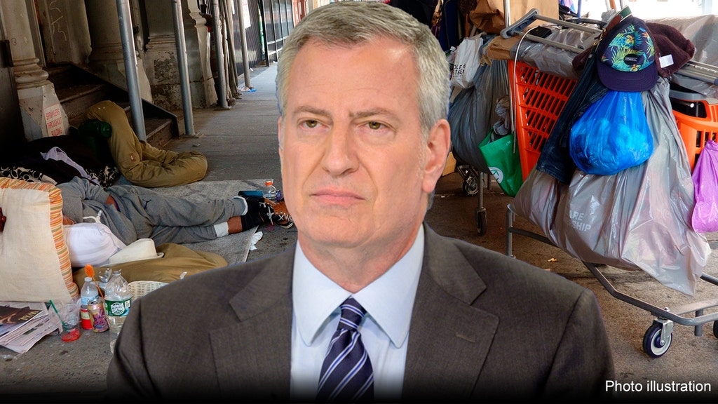 Look who's footing the bill for de Blasio's policy of housing homeless in hotels