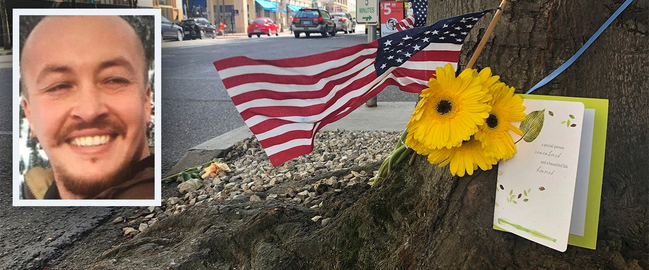 Slain Portland man's friend says he lost life for conservative views