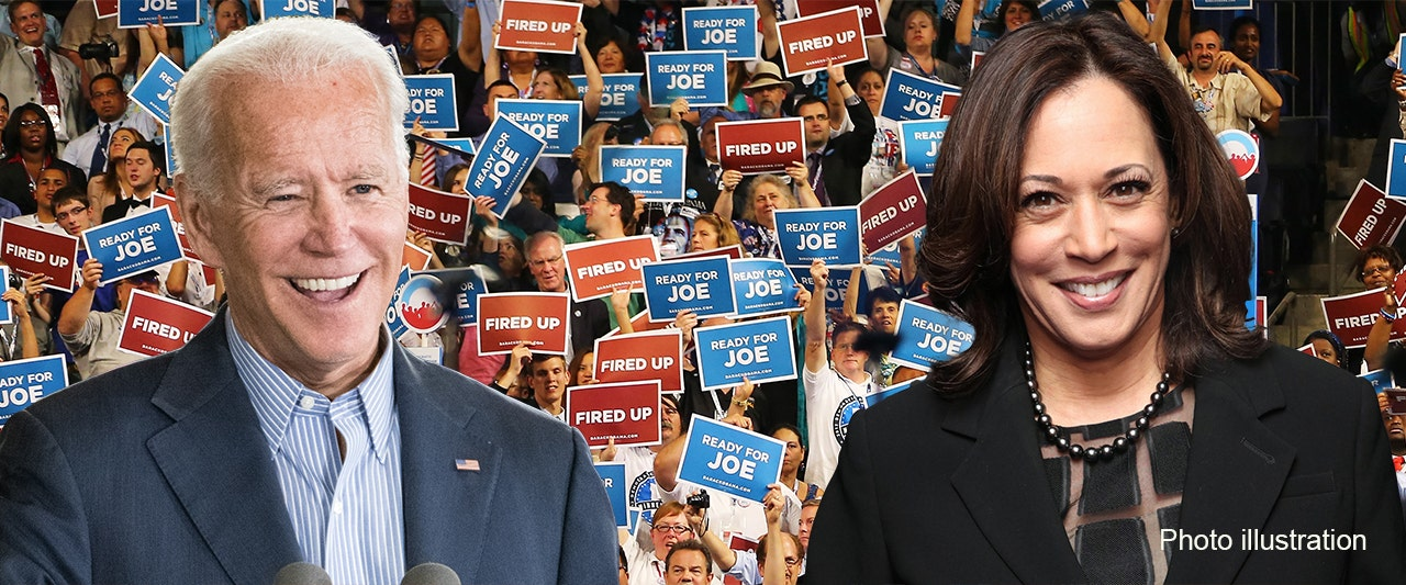 Joe chooses Kamala Harris, once a harsh critic, to be his 2020 running mate in presidential race