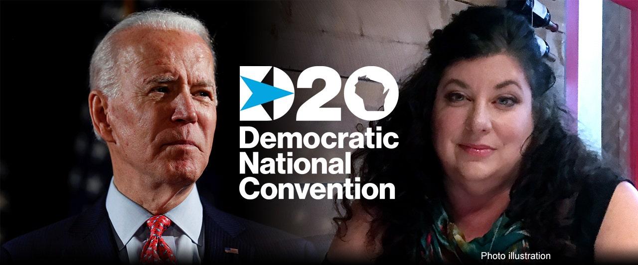 EXCLUSIVE: Biden accuser Tara Reade blasts DNC, says 'rape culture thriving' under Democratic party