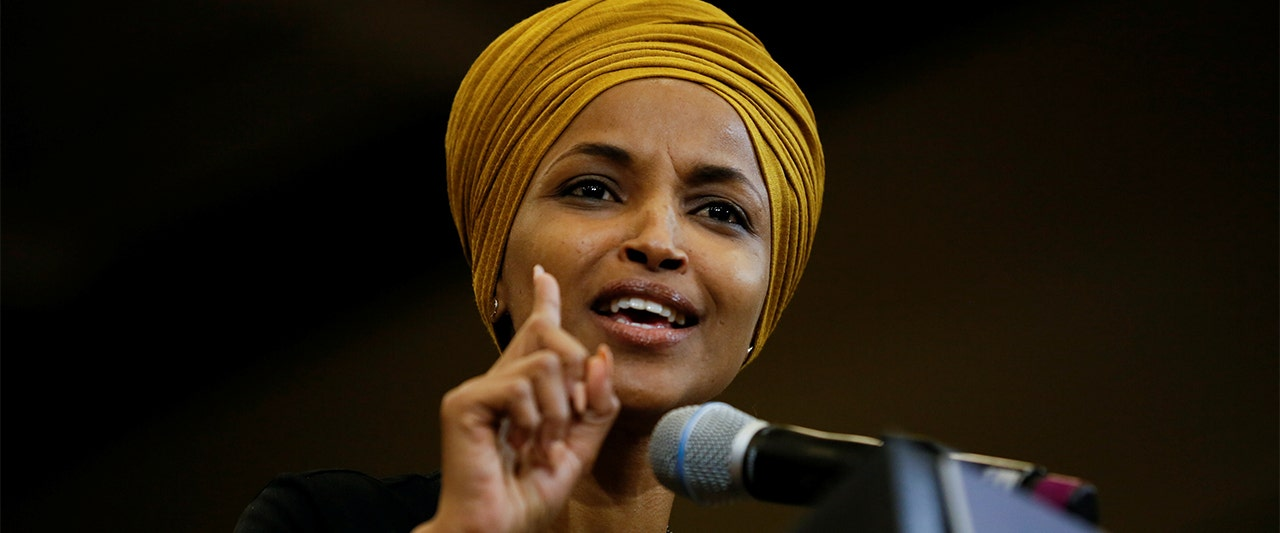 Omar takes heat from primary rivals, pointing to campaign payments, poor voter attendance