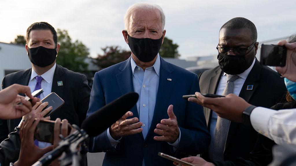 Top Democrat blasts Biden as campaign blames COVID for low-key campaign