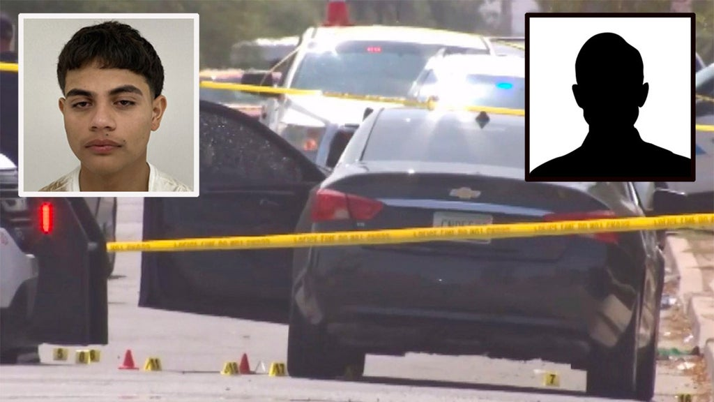 Manhunt underway for 2nd suspect after shooting of Phoenix detective