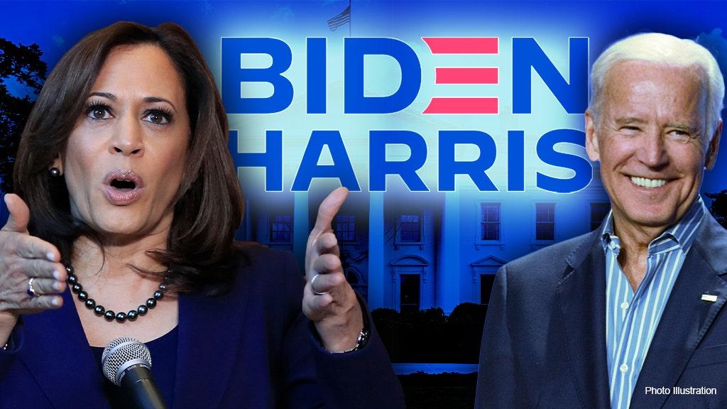 Biden refers to 'Harris-Biden' ticket, echoing running mate's flub