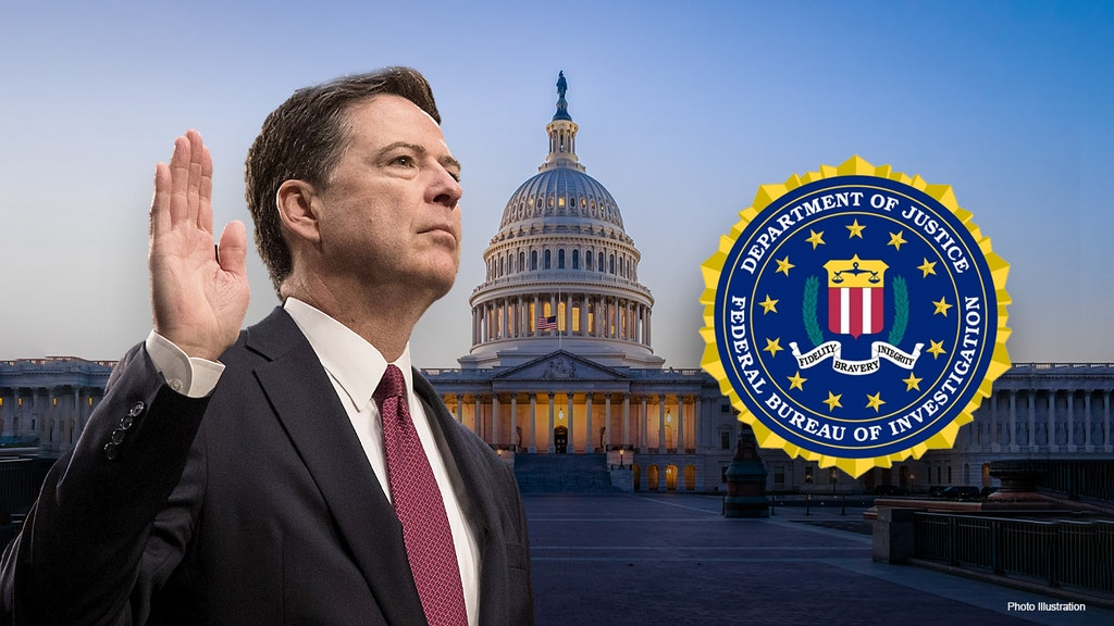 WATCH LIVE: James Comey grilled on Russia probe in long-awaited hearing