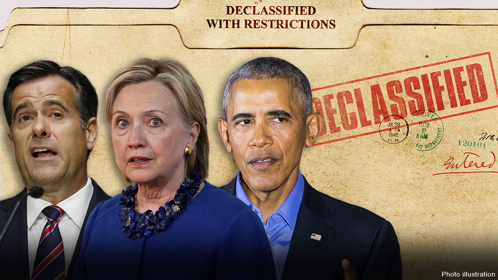 Obama admin briefed on claims Clinton amped up Russia to distract from emails