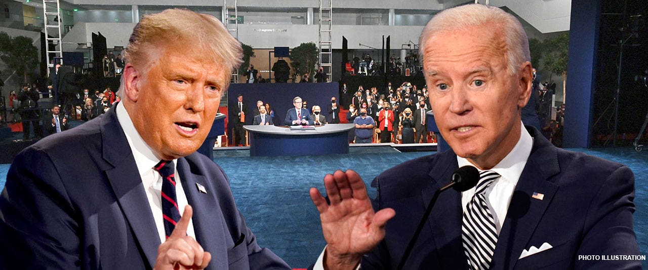 Trump, Biden, in fiery debate, trade barbs on taxes, pandemic and plain old schoolyard name-calling
