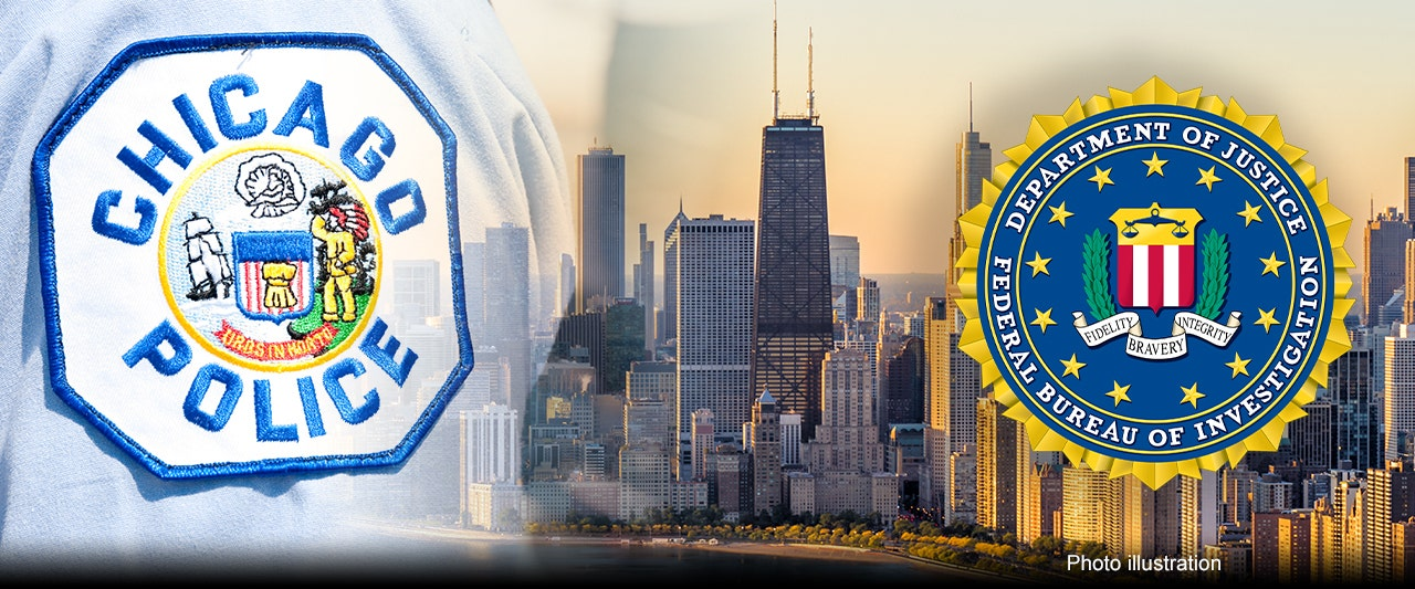 FBI reportedly warns Chicago-area police of street gang scheme to attack officers and film it