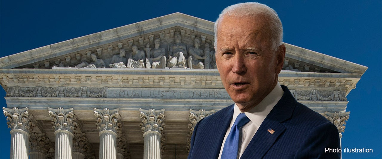 Biden once said he would not add seats to Supreme Court, now he refuses to say amid pressure from left