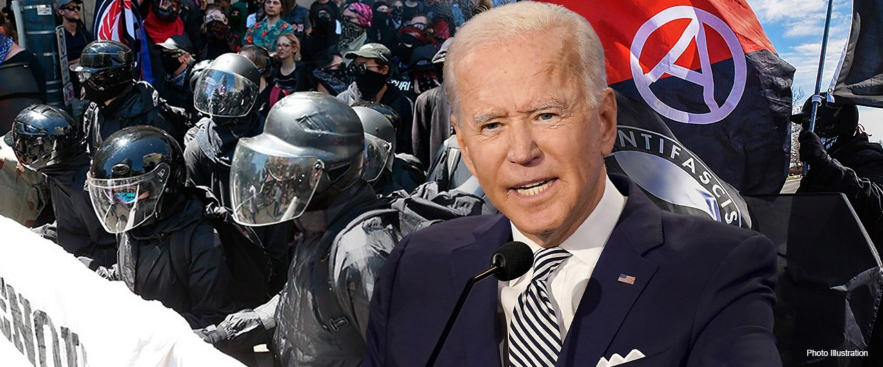 Biden downplayed Antifa's threat at Tuesday's debate, but the WH, experts believe it's a terror group