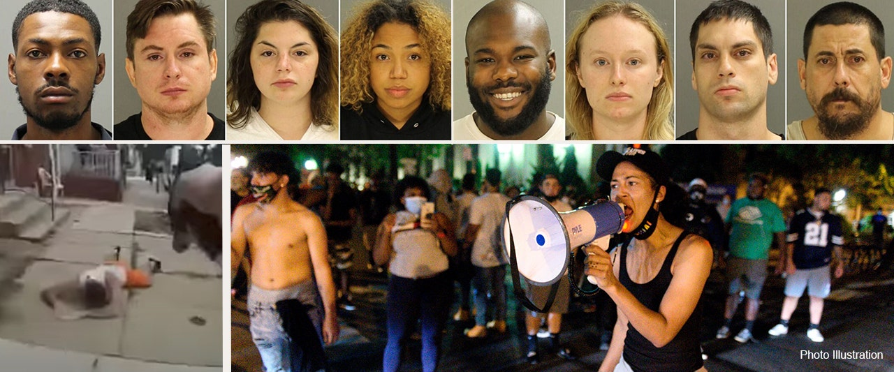 Judge throws book at alleged Lancaster rioters, orders them held on $1M bail each