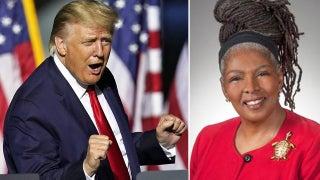 Battleground state Democrat says she's endorsing Trump