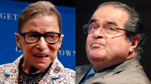 Chris Scalia: My father & RBG never let their different views get in way of friendship