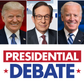 COUNTDOWN: First Presidential Debate Moderated by Chris Wallace