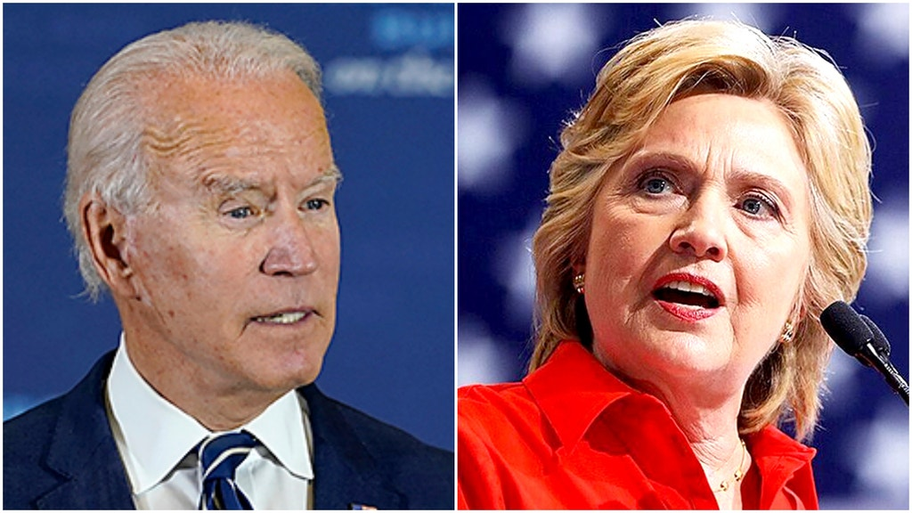 Biden is up in the polls, but supporters still remember 2016