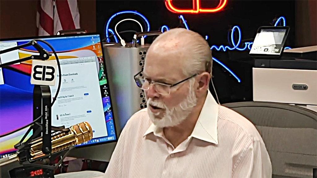 Cancer-stricken Rush Limbaugh gives somber update