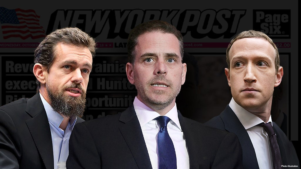 Facebook, Twitter chiefs could be called to testify on censoring NYP stories
