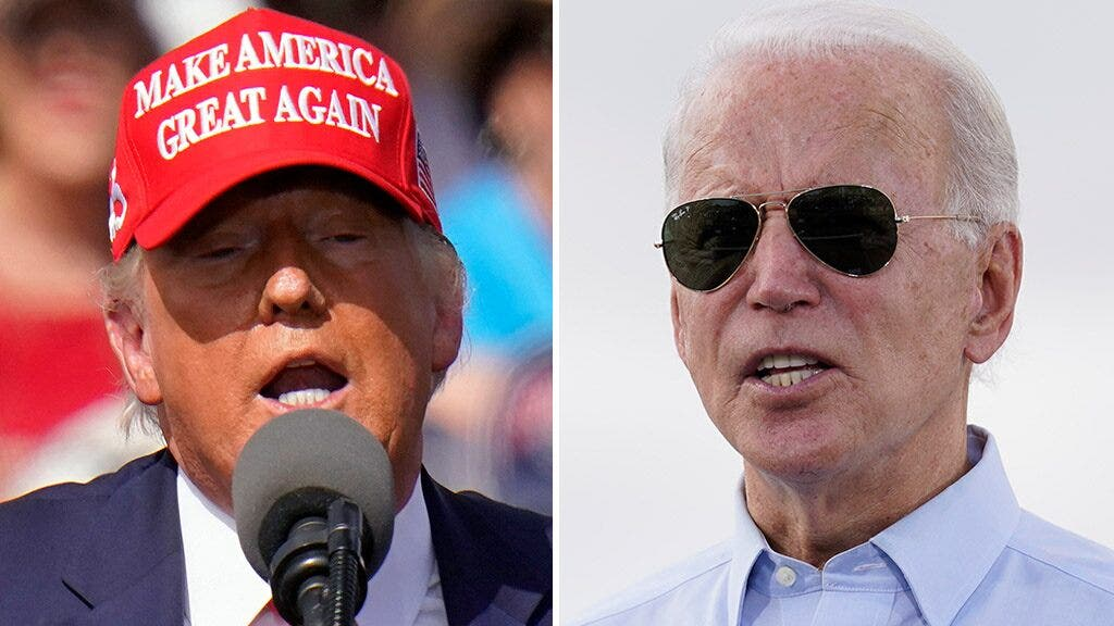 Trump, Biden don't take Florida for granted in dueling rallies