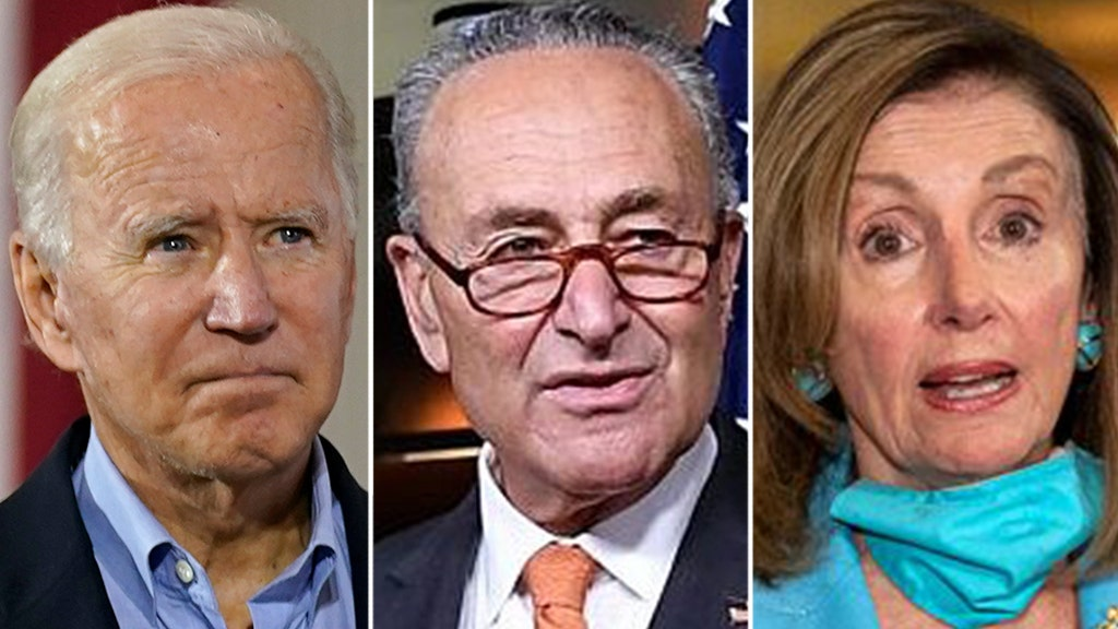 Some Dems eyeing radical changes to political system if Biden wins