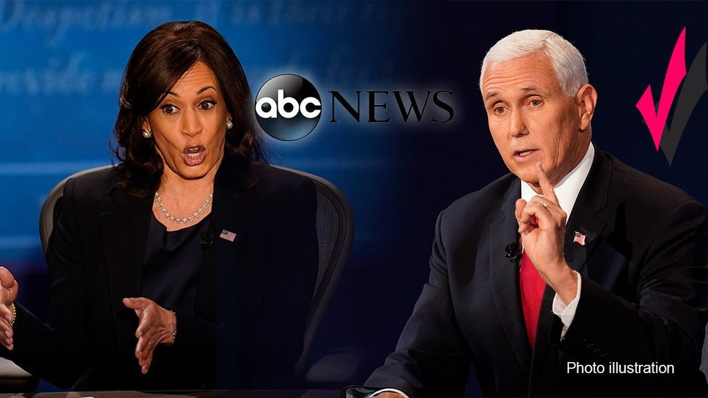 ABC News' review of VP debate remarks only examines Pence's comments