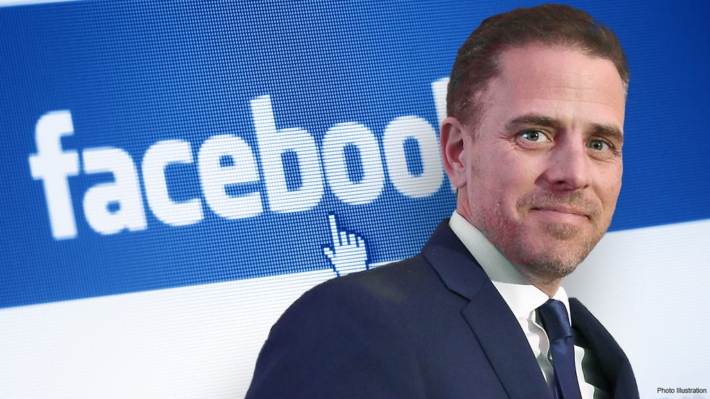 Facebook reducing distribution of report on purported Hunter Biden emails