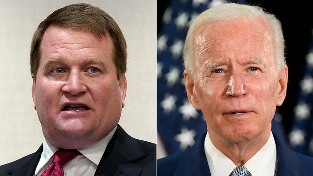 Reporters fail to question Biden about Bobulinski's claims in rare Q & A