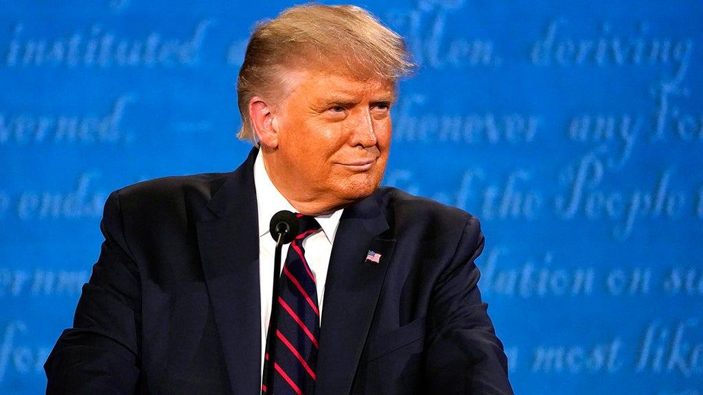 Trump defends debate performance, says he did what 'corrupt media' won't