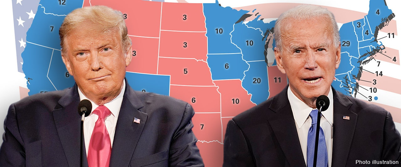 If there is an Electoral College tie between Trump and Biden, this is what happens