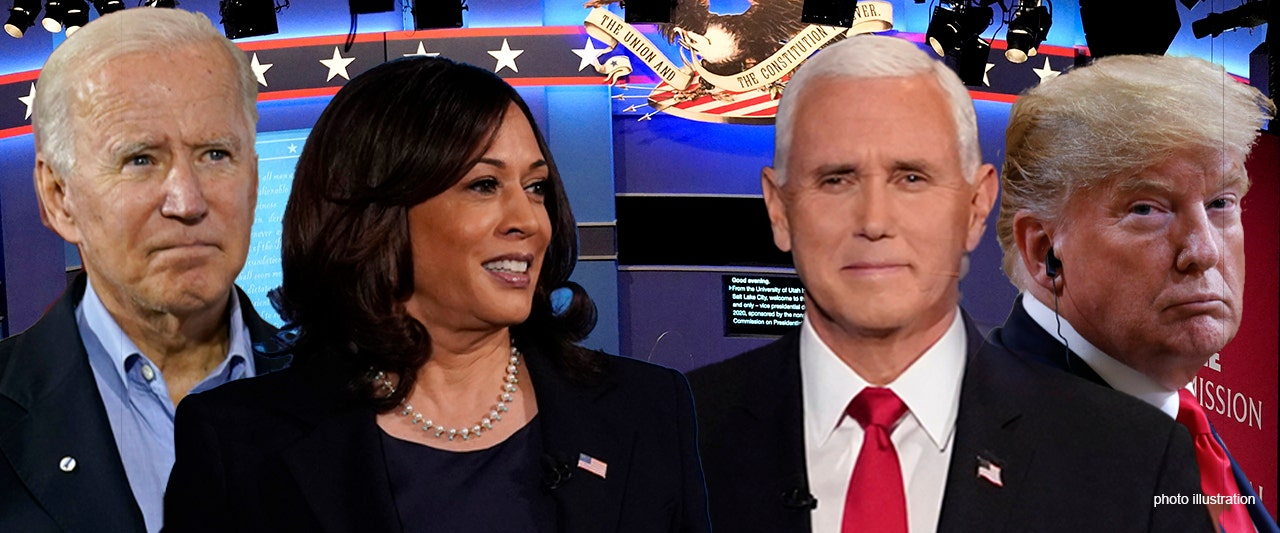 Pence, Harris take different approaches to deliver their pitch, criticize the other