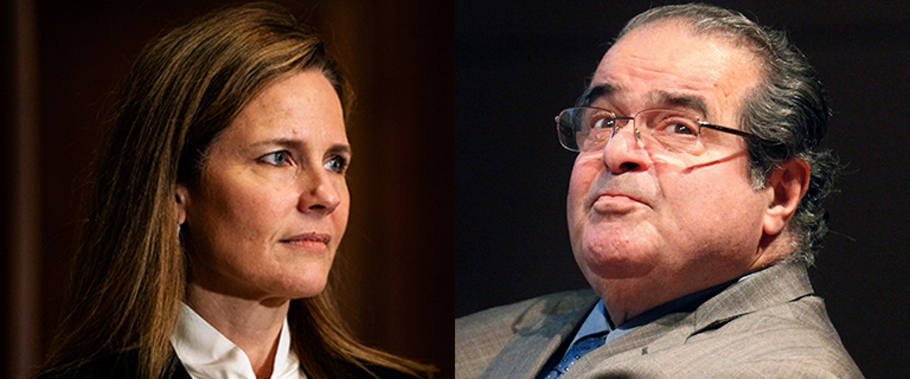 Barrett to praise Scalia in opening hearing statement, say court should not make policy