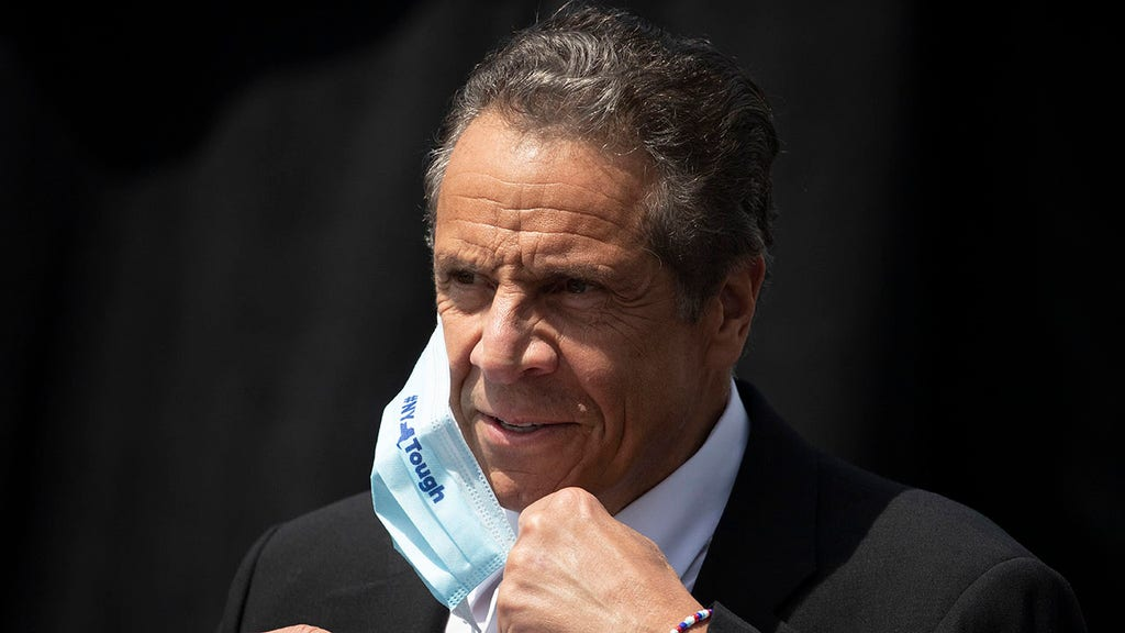 Cuomo slammed for call to 'fix' or 'stop' Trump's plan to distribute COVID vaccine