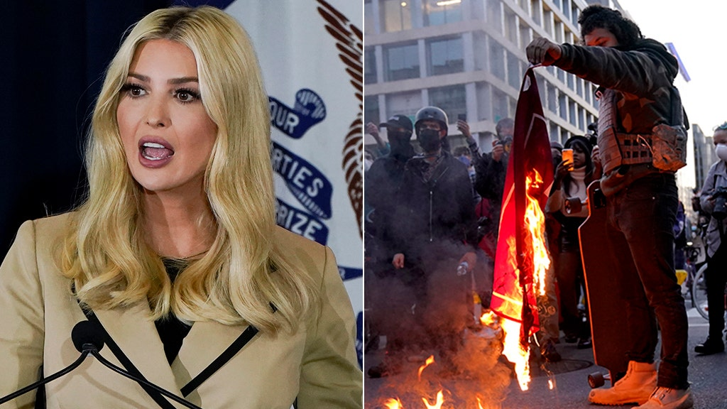 Ivanka points out media hypocrisy after Trump supporters attacked