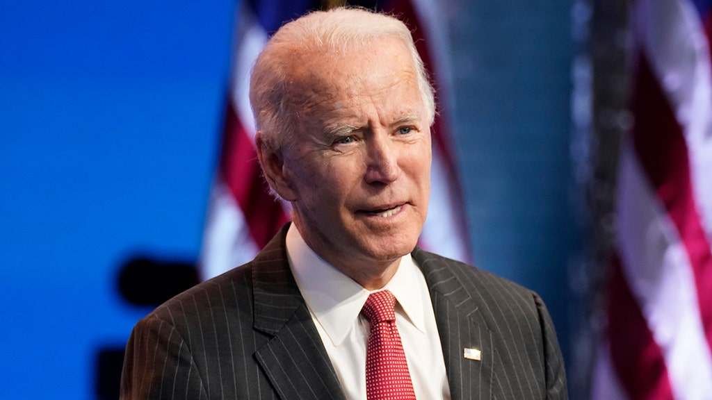 Biden says foreign policy team will 'not retreat' from world