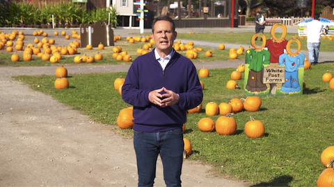 In honor of the 400th anniversary, join Brian Kilmeade as he dives deep into the history of the First Thanksgiving!