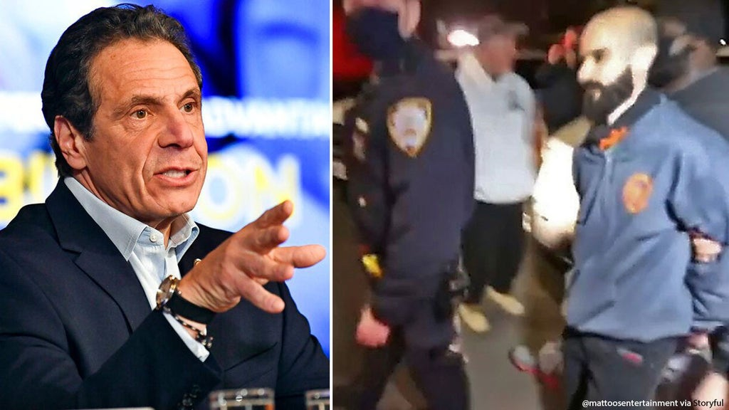 Anti-lockdown biz owner responds to Cuomo saying he got what he deserved
