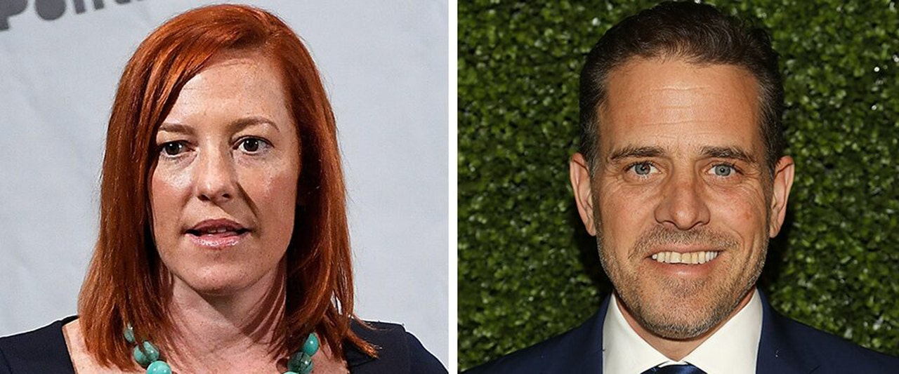 Biden will not discuss Hunter Biden probe with AG candidates, Psaki tells Chris Wallace
