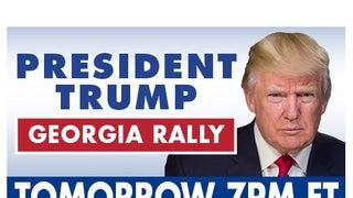 Trump to headline rally in Georgia runoffs Saturday