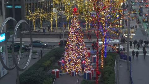 WATCH LIVE: All-American Christmas at Fox Square