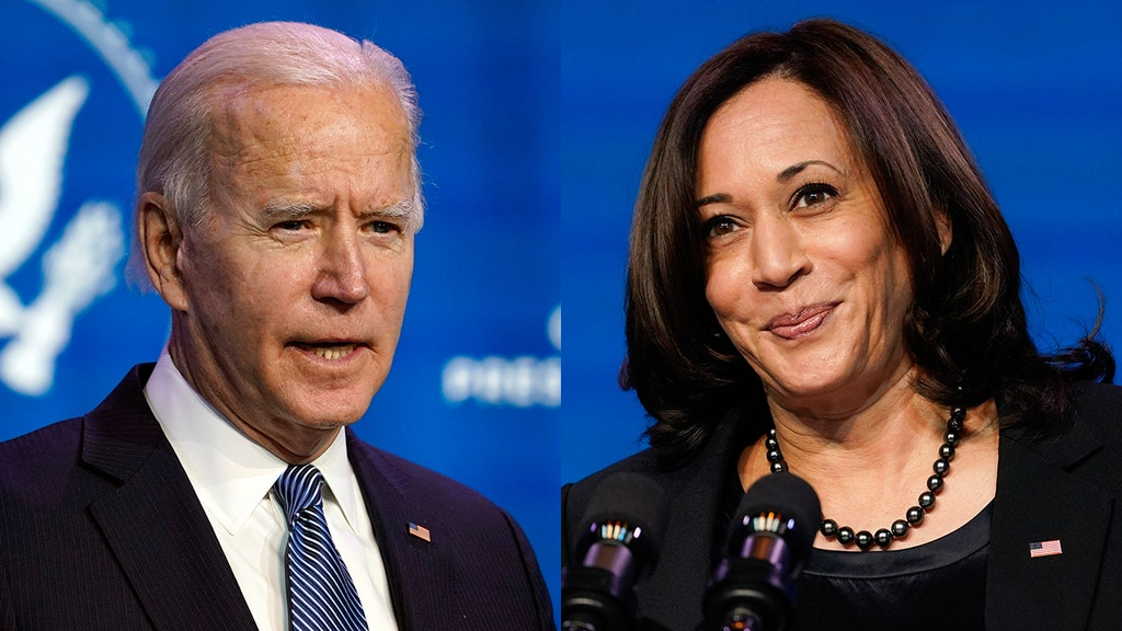 Biden, Harris ripped for suggesting BLM, Capitol riots double standard