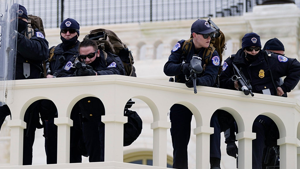 Trump directs National Guard to Capitol Building amid violence, gunfire